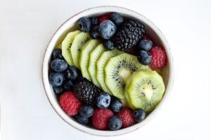 Anti-inflammatory, berries, diet